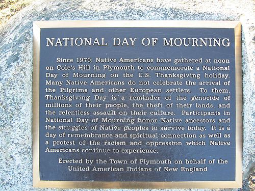Monument National Day of Mourning